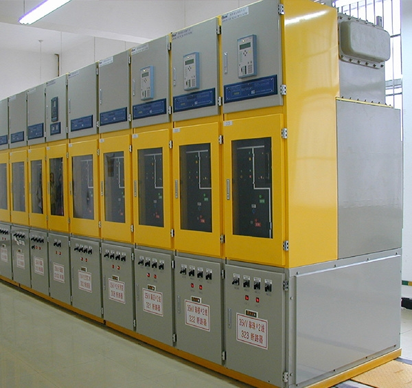 40.5kV gas-insulated metal-enclosed switchgear