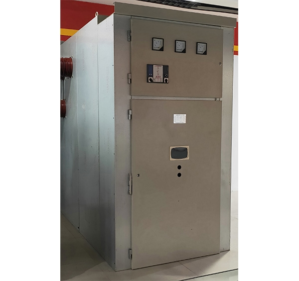 40.5kV metal armored shifting switch equipment