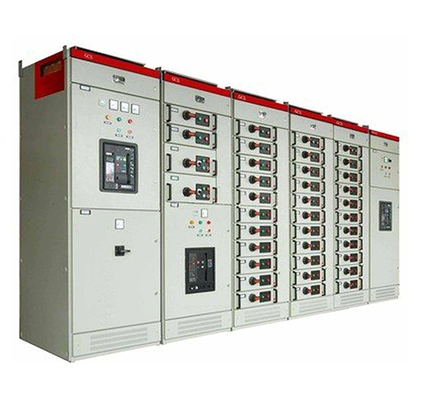 Draw-out low pressure control cabinet