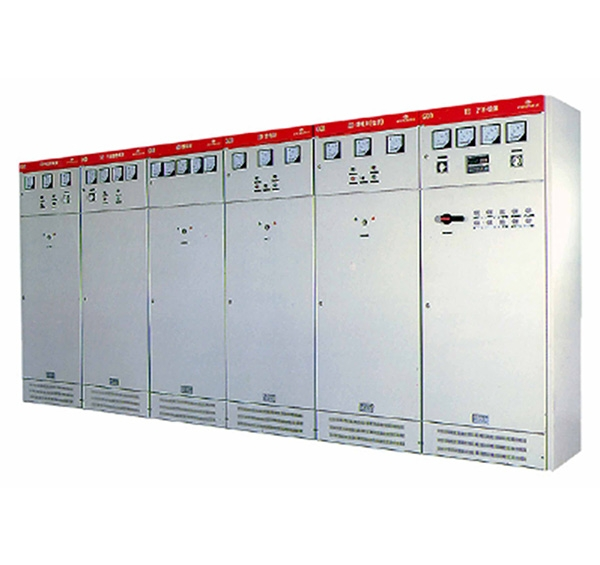 Fixed low pressure control cabinet